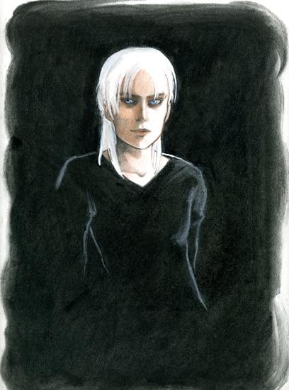 julian the shadowman by lallychan