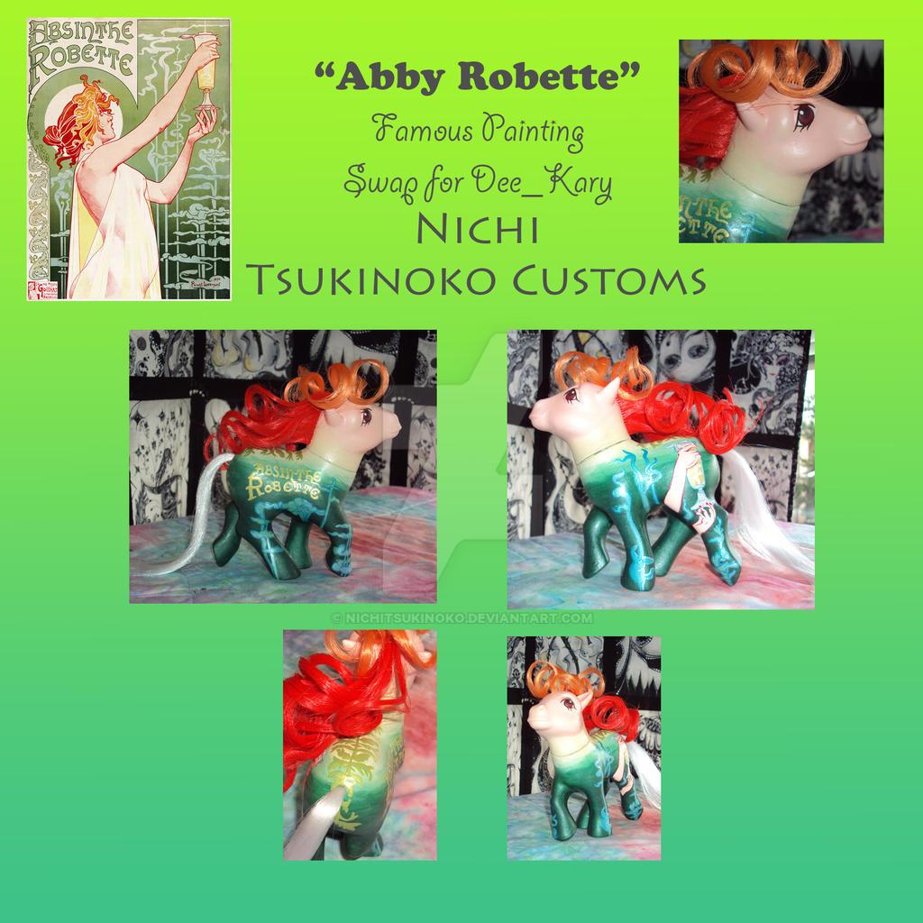 Abby Robette by NichiTsukinoko