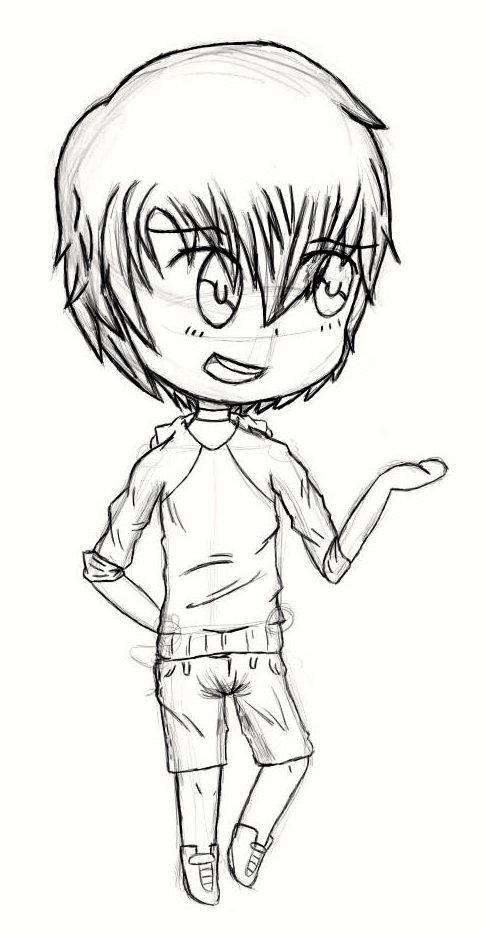 A chibi boy! by MikuDarkMagic on DeviantArt