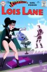 Superman TAS: Lois Lane as giant Krypton Girl