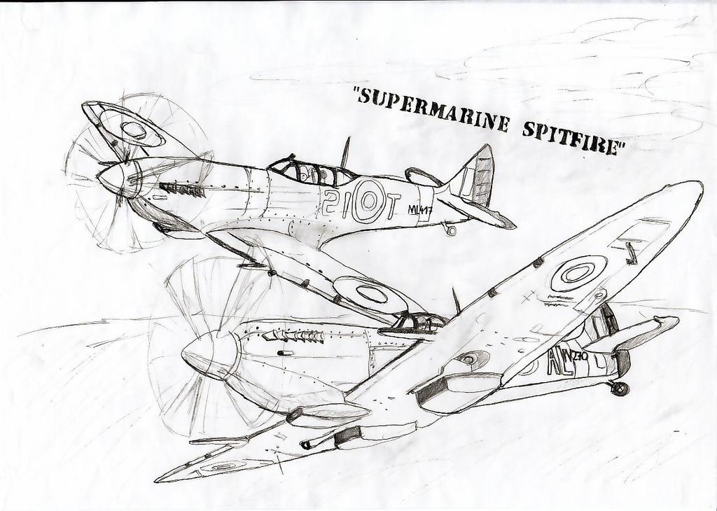 spitfire by scorchn on deviantart