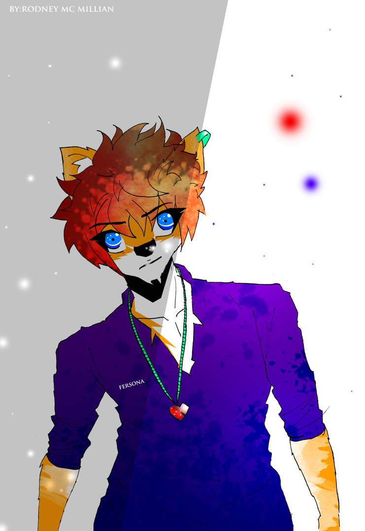 Yuuki by rodneywoof