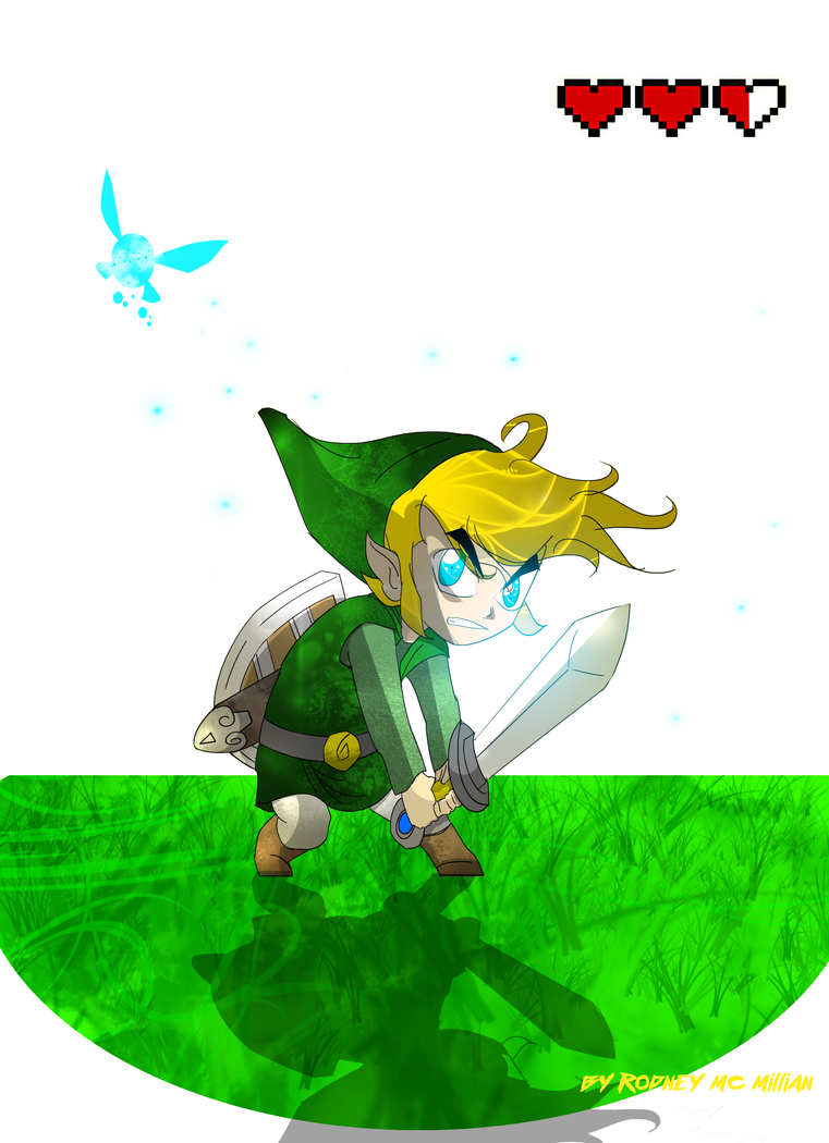 Toon link agro by rodneywoof