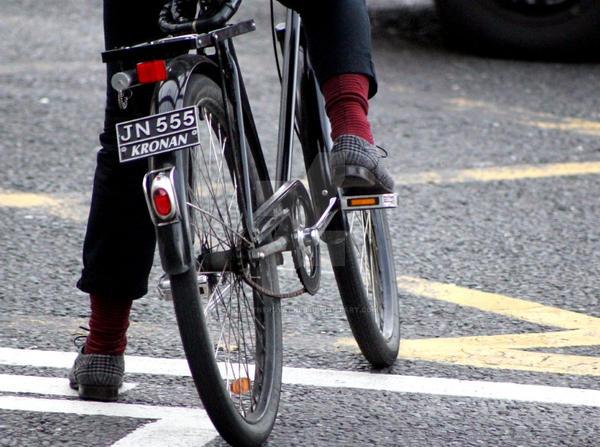 Biking by SweetNerdyCakes