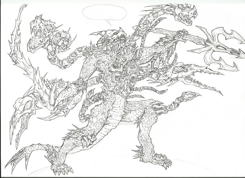 end.civ: The Beast by Typhonian-Apkallu
