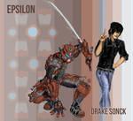 Drake Sonck - Agent EPSILON