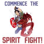 SPIRIT FIGHT