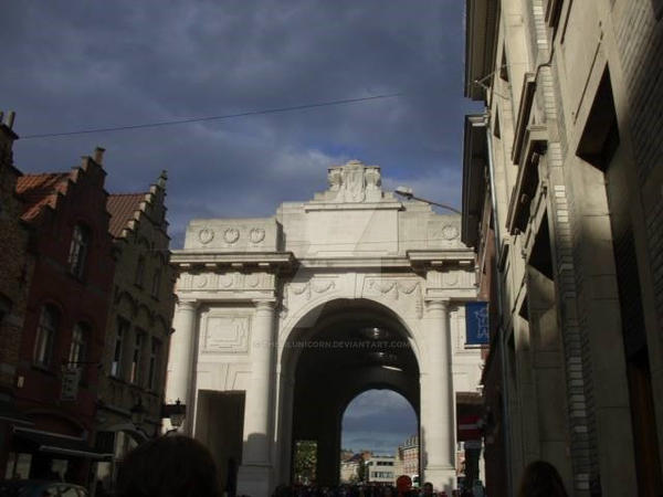 The Menin Gate by TheLilUnicorn