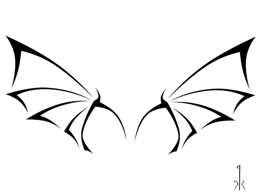 dragon wings tattookrullfilth on deviantart