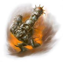 Ogre Metal Slugger by ScottPurdy