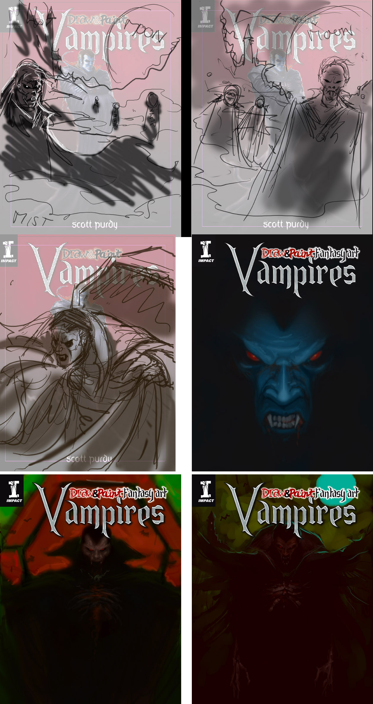 Vampire Book Cover Art ~ Vampire book cover ideas by scottpurdy on deviantart