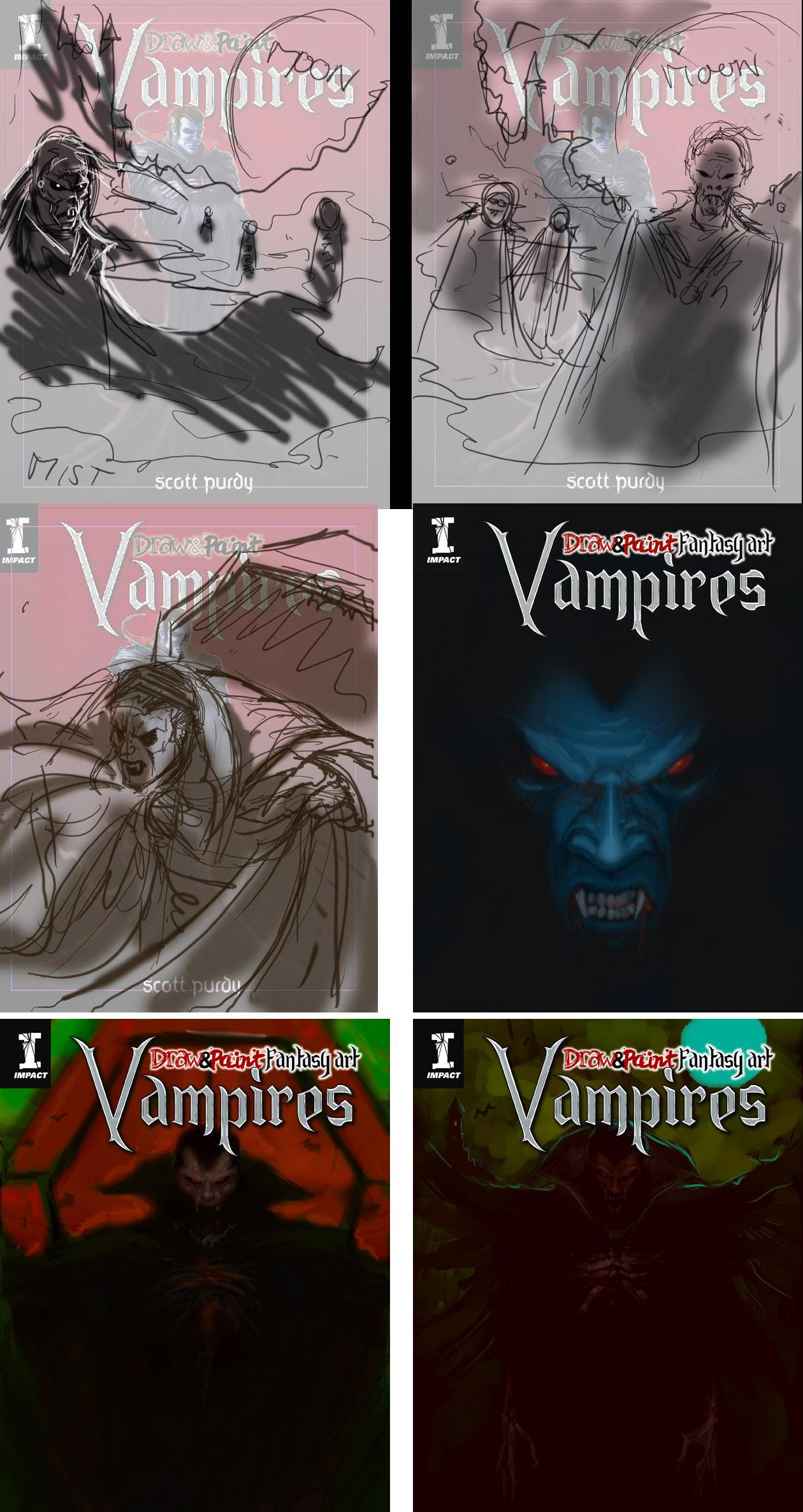 Vampire Book Cover Art : Vampire book cover ideas by scottpurdy on deviantart