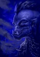 Blue by ScottPurdy
