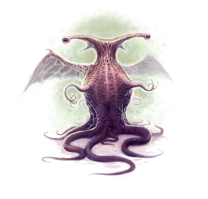 Elder Thing by ScottPurdy