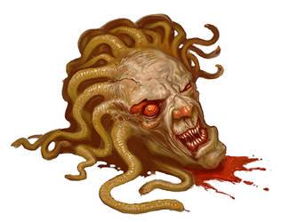 Medusa Head by ScottPurdy