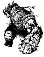 Ogre Smash by ScottPurdy