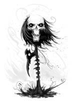 SkullPost by ScottPurdy