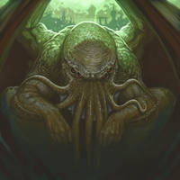 Cthulhu Tales - Cthulhu by ScottPurdy