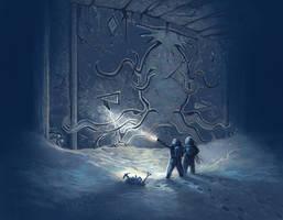 Cthulhu Tales - Elder Secrets by ScottPurdy