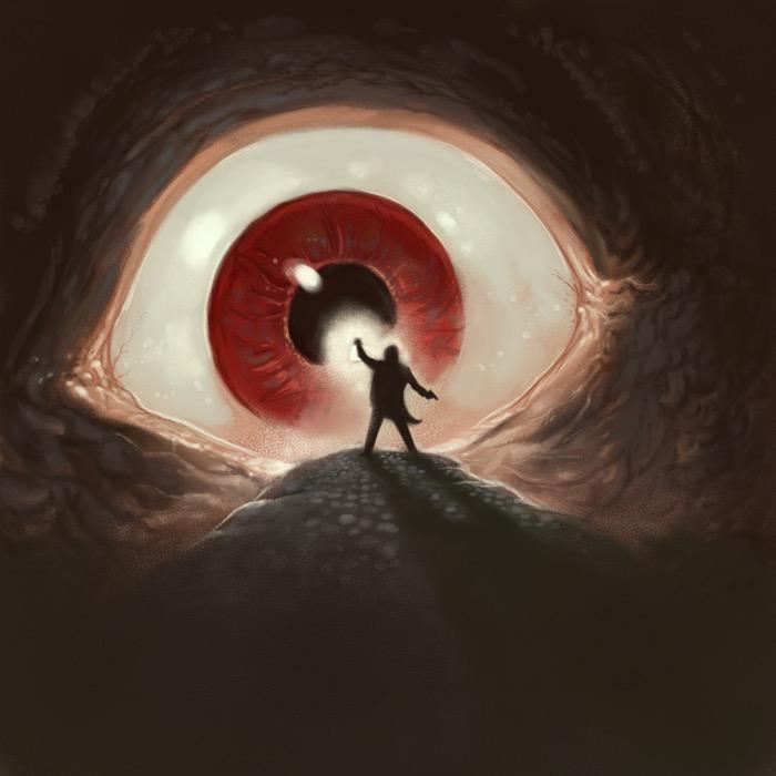 Cthulhu Tales - Cyclopean Terror by ScottPurdy