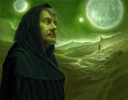 Cthulhu Tales - Dark Wanderers by ScottPurdy