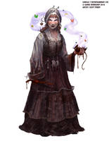 Warhammer Fantasy Roleplay - Witch