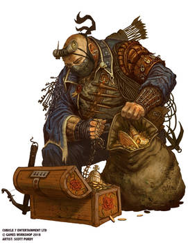 Warhammer Fantasy Roleplay - Thief