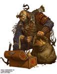 Warhammer Fantasy Roleplay - Thief