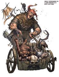 Warhammer Fantasy Roleplay - RatCatcher