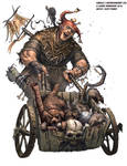 Warhammer Fantasy Roleplay - RatCatcher by ScottPurdy