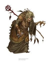 Adversary Witch by ScottPurdy