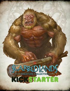 Scarred Lands Kickstarter - Abandoned