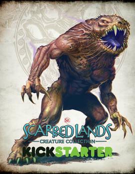Scarred Lands Kickstarter - Charfiend