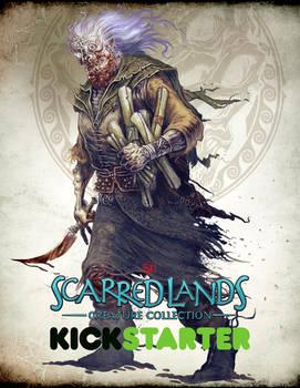 Scarred Lands Kickstarter - MEMORY EATER