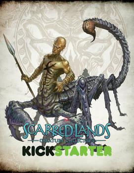 Scarred Lands Kickstarter- SANDMASKER