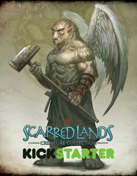 Scarred Lands - MOSAIC CUSTODIAN