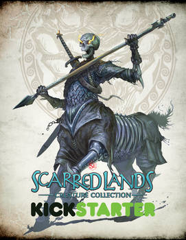 Scarred Lands Kickstarter - Marrow Knight