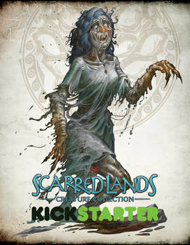 Scarred Lands Kickstarter - MORGAUNT