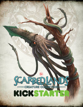 Scarred Lands Kickstarter - JUNGLE SQUID