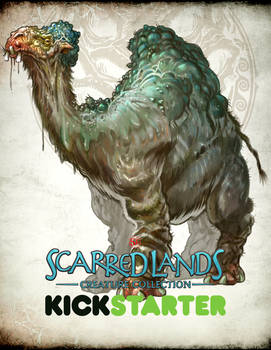 Scarred Lands Kickstarter - SERAPHIC CREATURE