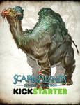 Scarred Lands Kickstarter - SERAPHIC CREATURE by ScottPurdy
