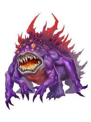Daemon - Olethrodaemon