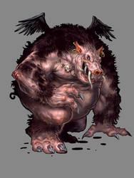 Demon - Nalfeshnee