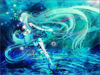 miku-the other world by kira1133