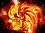 knuckles dark fire by kira1133