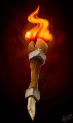 Hoof Torch