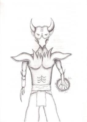 Kaz-Aruth Warrior