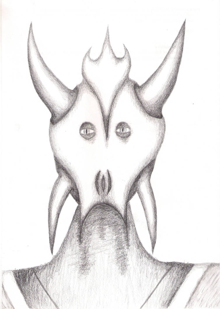 Kaz-Aruth Shaman II by InvisibleSunrise