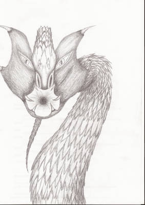 Dragon From 'Sylith' Marshlands