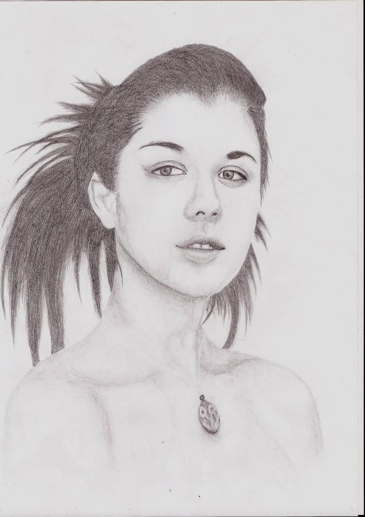 Portrait II by InvisibleSunrise